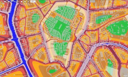 Mapa Halasu 2017 Msip Krakow